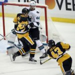 Penguins win 2-1 in OT, take 2-0 lead in Stanley Cup Final