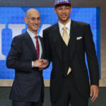 76ers take Ben Simmons with No. 1 pick in NBA draft
