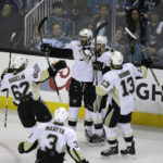 Penguins move to brink of Stanley Cup