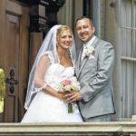 Amanda Lynn Searfoss and Scott William Poplawski wedding