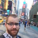 Beyond the Byline: Experiencing the Big Apple for the very first time