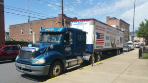 Citation withdrawn in Donald Trump truck case in Pittston
