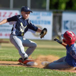 KFF pitchers combine for 1-hitter