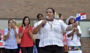 Panama teachers bring culture to Kistler elementary