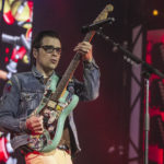 Weezer, Panic! at the Disco play capacity Montage Mountain Fuzz Fest crowd