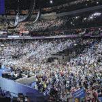 DNC 2016: Bernie: Hillary 'must' be elected
