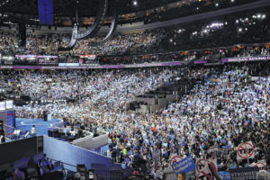 DNC 2016: Bernie: Hillary 'must' be elected