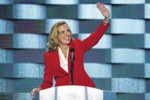 McGinty given chance to shine at DNC