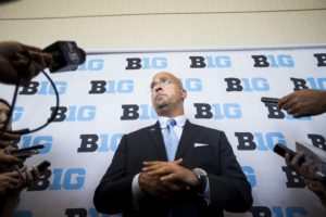 Live: Updates from second morning of Big Ten media days