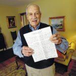 Pa. man cherishes 1952 Paterno recruiting letter
