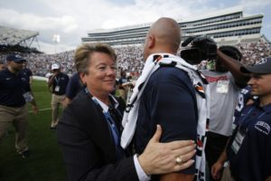 Whodunnit? Negative recruiting tactics irk Penn State