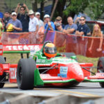 John Burke wins fourth consecutive Giants Despair Hillclimb