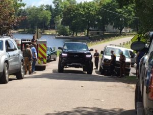Body discovered in the water at Penn Lake Park