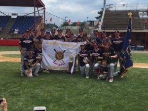 Inspired Swoyersville American Legion team wins state championship