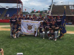 Swoyersville American Legion team wins state championship