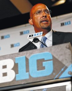 Penn State, James Franklin want wins to silence critics