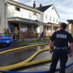 Larksville family displaced by fire in which at least two pets perished
