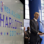 NBA moving 2017 All-Star Game out of Charlotte