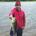 Local bass tournament schedules and results
