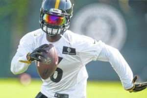 Steelers running back Le'Veon Bell faces four-game suspension
