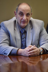 No favoritism shown in new hire, says Wilkes-Barre Mayor Tony George