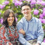 Mallory Elizabeth Nobile and Joseph Donald Strubeck engagement