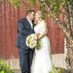 Charlotte Ann Spak and David James (D.J.) DeCosmo wed