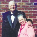 Richard and Elsie Duncan celebrate their 50th wedding anniversary