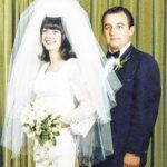 Elinor and Joseph M. Perugino wedding anniversary
