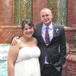 Edward E. Carle and Angela D. Luciano wedding