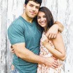 Amanda Tomaselli and Eli Tohme engagement