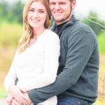 Amanda Apolonia Waligun and William Augustine Grabinski engagement