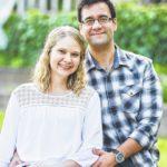 Christine Zavaskas and Michael Marcos engagement