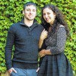 Dr. Ariana Colella and Eric Wendoloski engagement