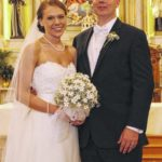 Mary Jonelle Pisaneschi and Brian Menz united in marriage