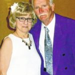 Mr. and Mrs. Leonard Spinelli celebrate their 50th wedding anniversary