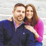 Laura M. Vanderhook and Jeremy L. LaMotte engagement