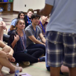 Broadway actor helps Wyoming Seminary's PAI cast prepare for 'Chicago'