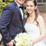 Mary Ellen Lisman M.D. and Ryan Scott Wilson M.D. wedding