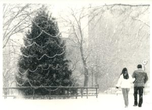 Throwback Thursday: A wintry reminder in honor of Christmas in July