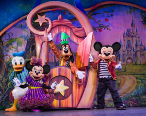 Disney characters bring magic to Mohegan Sun Arena
