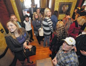 Hazleton Historical Society, Alliance for Progress host tour, wine tasting
