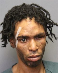 Police: Man arrested after brandishing 9mm semi-automatic pistol