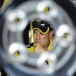 Kenseth keeps his focus on another championship