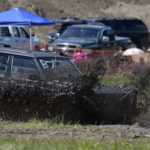 Hundreds turn out to get dirty in the 2016 Mud Bog at Plymouth Flats