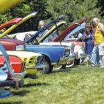 Classic cars highlight of Summerfest at St. Paul's Lutheran Church