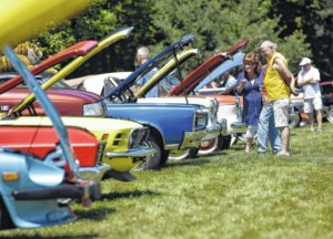Classic cars highlight of Summerfest at St. Paul's Lutheran Church
