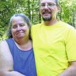 Mr. and Mrs. Joe Orbin celebrate 25th wedding anniversary