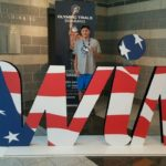 Wyoming Valley West graduate Eddy Zawatski competes at U.S. Olympic Swimming Trials