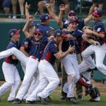 New York wins Little League World Series